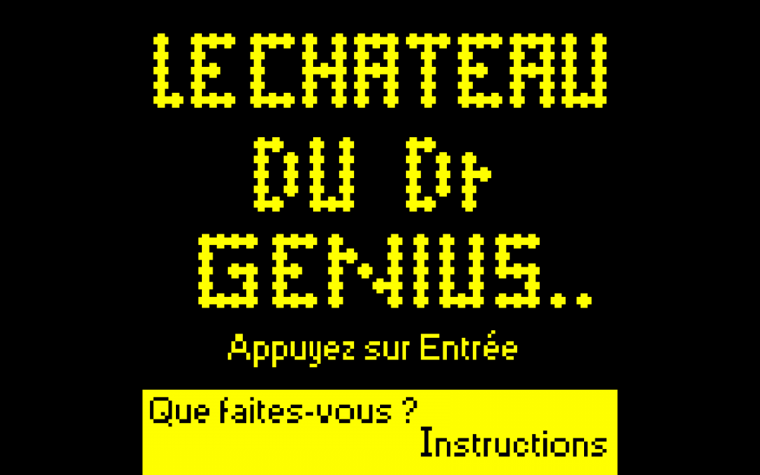 Dr Genius