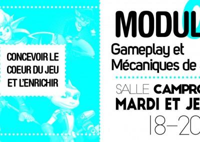 Module 2 Gameplay et Mécaniques de Jeu
