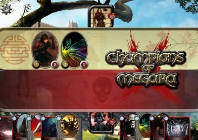 Champions of Megara